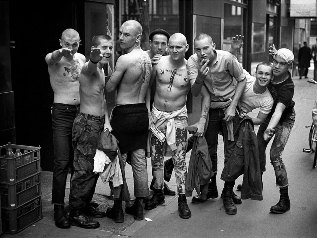 skinhead and it fashion codes